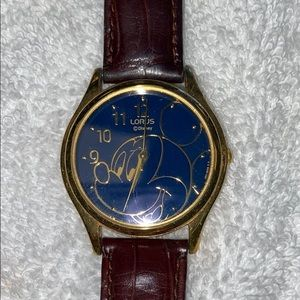 Woman's Mickey Mouse Watch